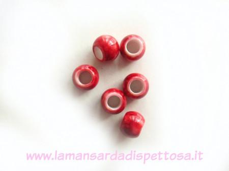 Pandora venata rosso immagini