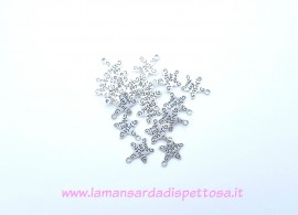 10 charms argento Just for you immagini