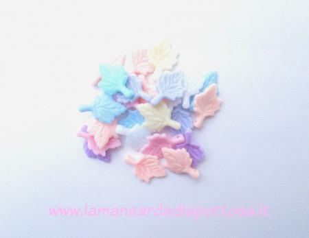 10 foglie colore pastello immagini