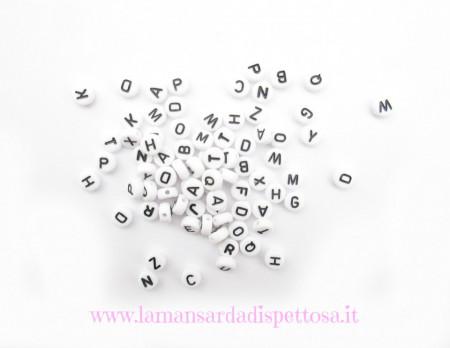 30 lettere in acrilico 7mm. immagini