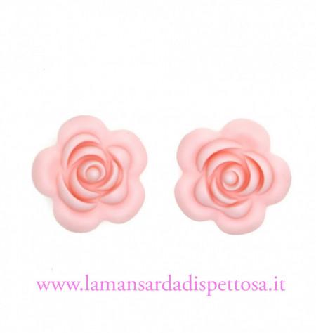 1 perla fiore in silicone immagini