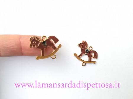 Connettore cavallo a dondolo immagini
