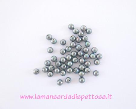 50 perle di fiume 6mm. immagini
