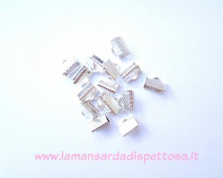 30 capocorda silver 1cm. immagini