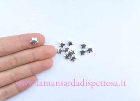 5 perle charms stella immagini