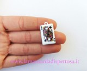 Charm carta da poker