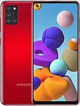 Folii Samsung Galaxy A21s