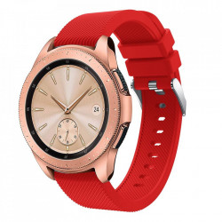Curea Samsung Galaxy Watch 42MM-Tech Protect Smoothband-Red