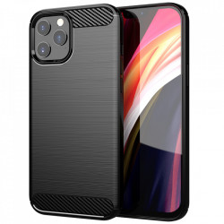Husa Apple iPhone 13 Pro -Carbon Series-Black