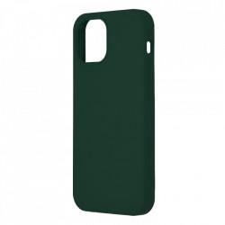 Husa Apple iPhone 13 Pro -Soft Edge Silicone Dark Green