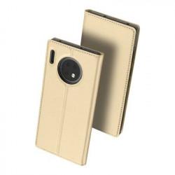 Husa Huawei Mate 30 -Dux Ducis Skin Pro Bookcase- Golden