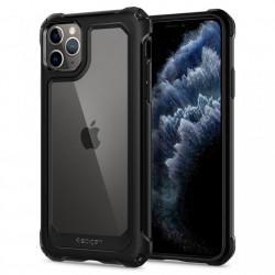 Husa Iphone 11 PRO MAX -Spigen Gauntlet -Carbon Black