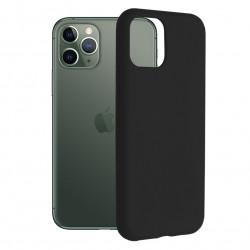 Husa iPhone 11 Pro -Soft Edge Silicone Neagra