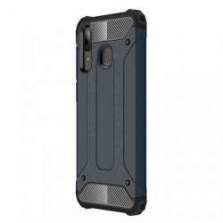 Husă Samsung Galaxy A30-Hybrid Armor Tough Rugged - Albastra