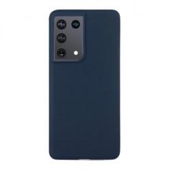 Husa Samsung Galaxy S21 Ultra - Silicon Case- Navy Blue