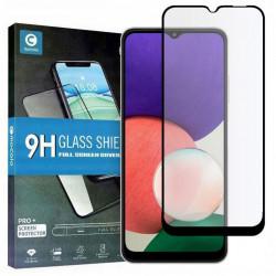 Sticla securizata Samsung Galaxy A22 5G- Mocolo 3D Curved Full Glue Glass