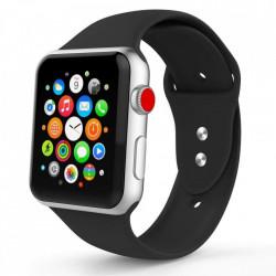 Curea Apple Watch 3 42MM-Tech Protect Iconband-Black
