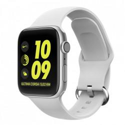 Curea Apple Watch 5 40MM-Tech Protect Gearband alba