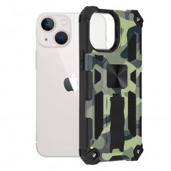 Husa Apple iPhone 13 Mini - Blazor Camo Lime