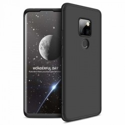 Husa Huawei Mate 20 -GKK 360 Front and Back Case Full Body Cover -Neagra