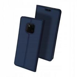 Husa Huawei Mate 20 PRO -Dux Ducis Skin Pro Bookcase-Albastra