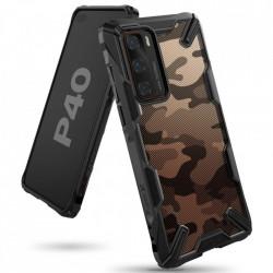 Husa Huawei P40 - Ringke Fusion X- Camo Black