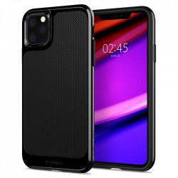 Husa Iphone 11 PRO MAX -Spigen Neo Hybrid -Midnight Black