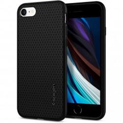 Husa Iphone 7 -Spigen Liquid Air- Negru mat