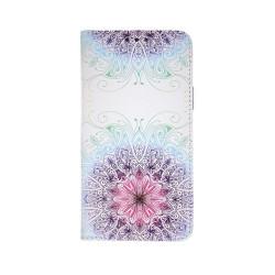 Husa Samsung Galaxy A51- Book Case Mandala