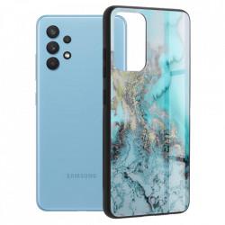 Husa Samsung Galaxy A72 4G/ 5G- Printing Glass - Ocean