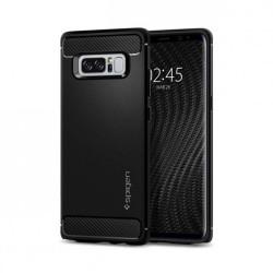 Husa Samsung Galaxy Note 8 - Spigen Rugged Armor -Negru Mat