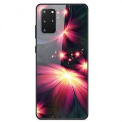 Husa Samsung Galaxy S20 Plus- Printing Glass - Flower