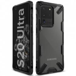 Husa Samsung Galaxy S20 Ultra- Ringke Fusion X- Black