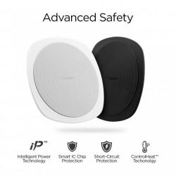 Incarcator wireless -SPIGEN F305W -incarcare rapida-alb