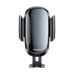 Suport telefon auto -grila ventilatie rotunda- Baseus Future Gravity