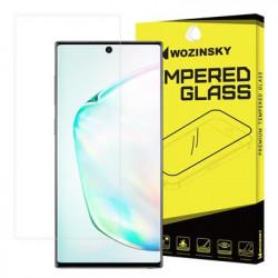 Folie Samsung Galaxy Note 10 Plus-Wozinsky Film de protecție 3D pentru ecran complet acoperit