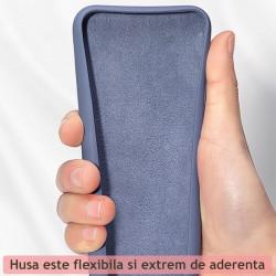 Husa Apple iPhone 13 -Soft Edge Silicone Light Blue
