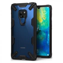 Husa Huawei Mate 20- Ringke Fusion X cu bumper de protecție TPU Negru