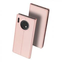 Husa Huawei Mate 30 -Dux Ducis Skin Pro Bookcase- Pink