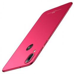 Husa Huawei P20 Lite - MSVII Simple ultra-subțire culoare Rosie