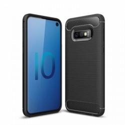Husa Samsung Galaxy S10e Carbon Series neagra
