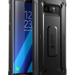 Husa Supcase Unicorn Beetle Pro pentru Samsung Galaxy Note 8 -Neagra
