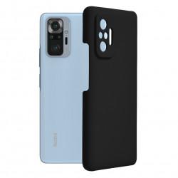 Husa Xiaomi Redmi Note 10/ Xiaomi Note 10s -Soft Edge Silicone Black