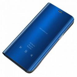 Husa Xiaomi Redmi Note 10/Xiaomi Redmi Note 10s -Clear View Albastra