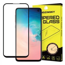 Sticla securizata Samsung Galaxy S10e - Wozinsky Full Glue , Full Coveraged-margine neagra