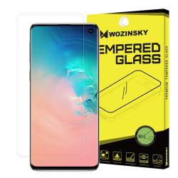 Folie Samsung Galaxy S10-Wozinsky Film de protecție 3D pentru ecran complet acoperit