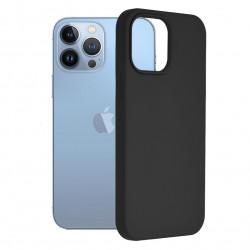 Husa Apple iPhone 13 Pro Max -Soft Edge Silicone Neagra