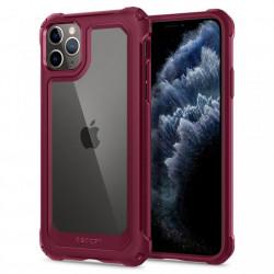 Husa Iphone 11 PRO MAX -Spigen Gauntlet -Iron Red