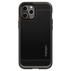 Husa Iphone 12 Pro Max -Spigen Neo Hybrid Gunmetal