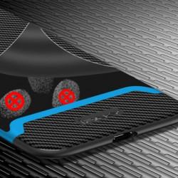 Husa iPhone XS Max- iPaky Bumblebee Neo Hybrid cu rama aurie
